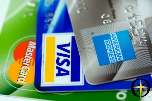 credit-cards with logo
